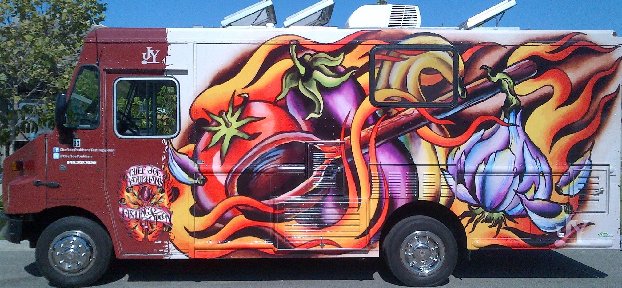 Sol Agave Mexican Food Truck
