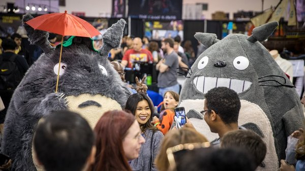 Adam Savage Wants You To Be Part of San Diego Comic-Con Totoro Walk