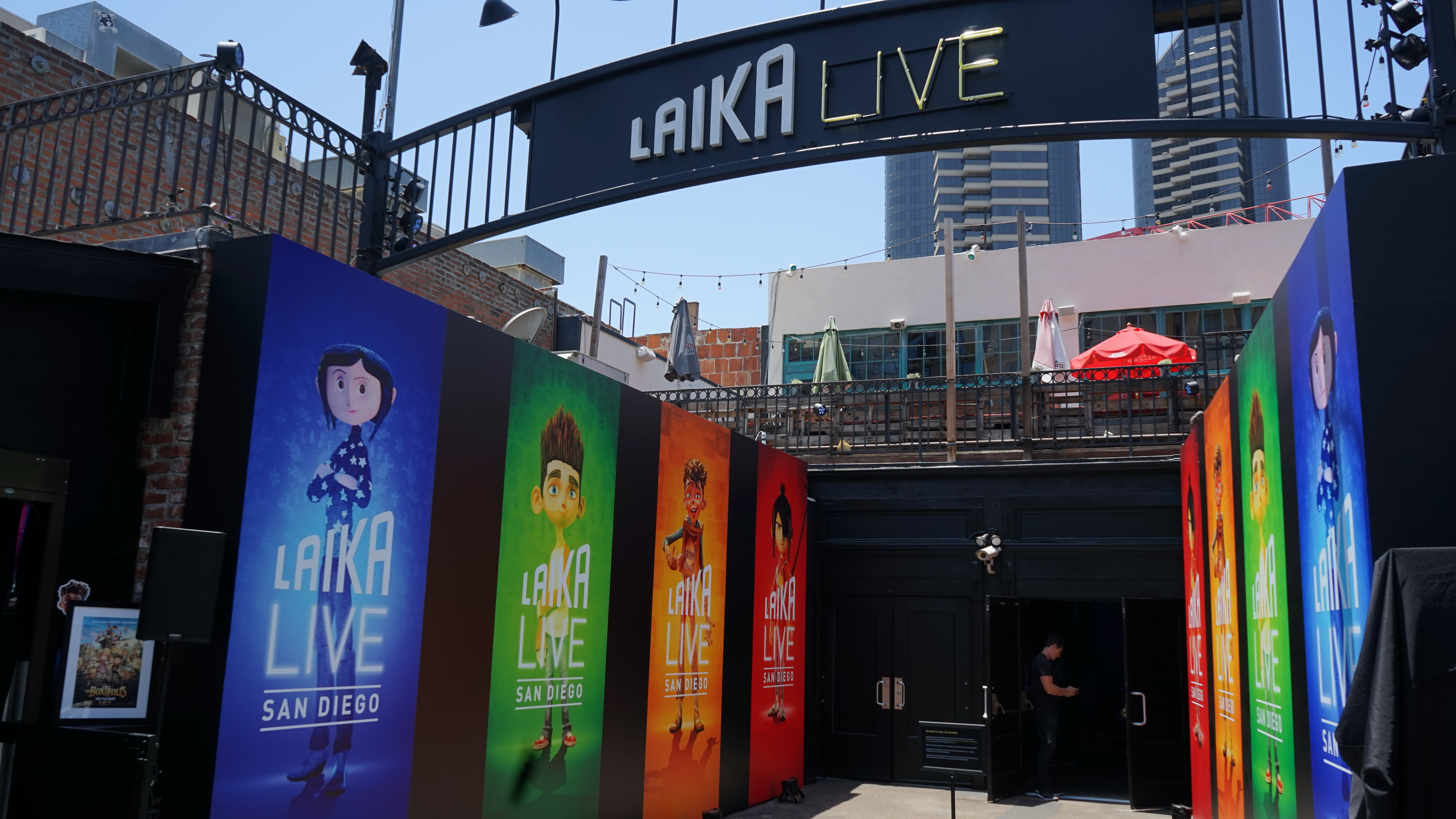 Enter The Laika Live Experience San Diego Comic Con Unofficial Blog