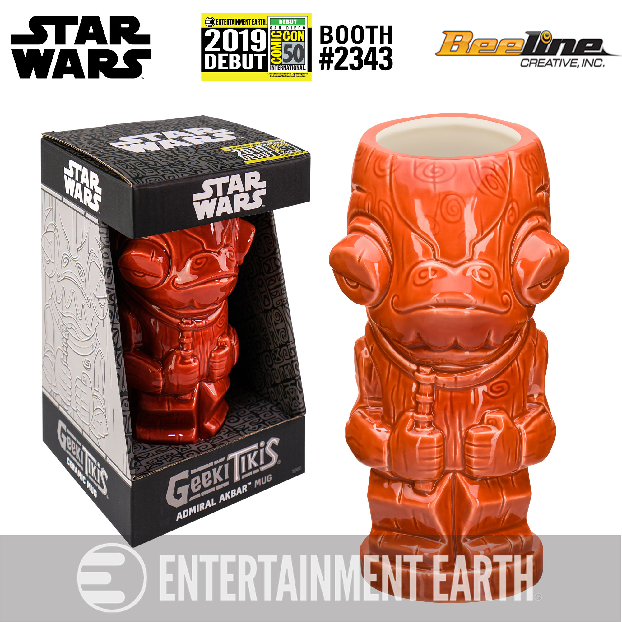 Entertainment Earth SDCC 2019 Exclusive Deadpool Retro Style Jack-in-the-Box
