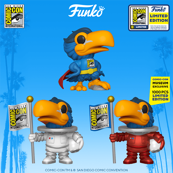 Funko San Diego Comic Con Online 2020 Exclusives Update July 17 San Diego Comic Con Unofficial Blog